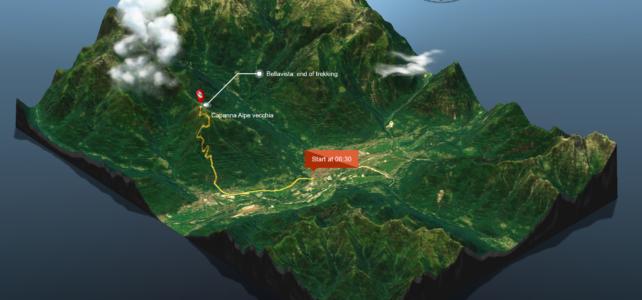 mappa 3d