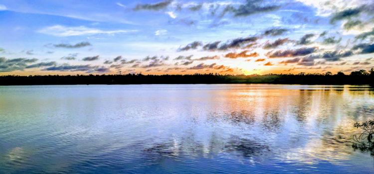 Le antiche leggende aborigene conservano la storia dell'innalzamento del livello del mare